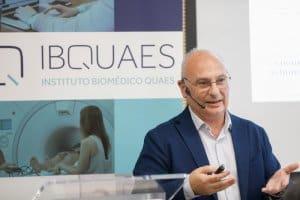 Francis Mojica en IBQUAES