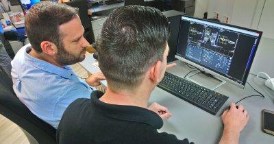 Aprender diagnóstico por imagen con simuladores, una experiencia pionera de IBQUAES